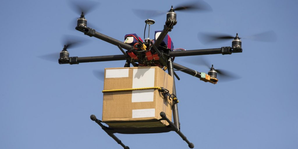 MIT and Amazon working to develop a mapping system for drones to fly through forests, cities