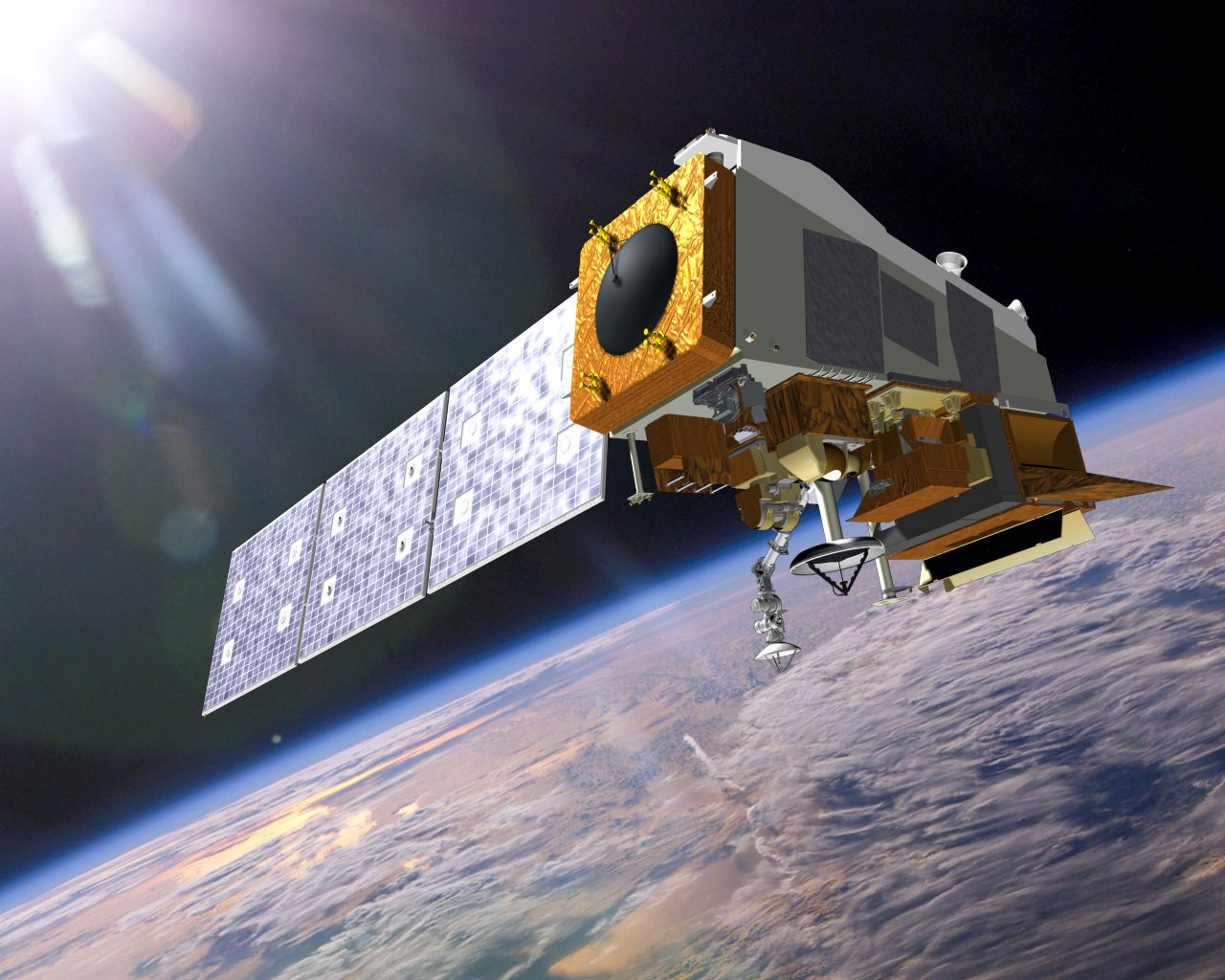 Raytheon's Joint Polar Satellite System Common Ground System is now operational