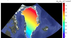 Interactive tool for rising sea level