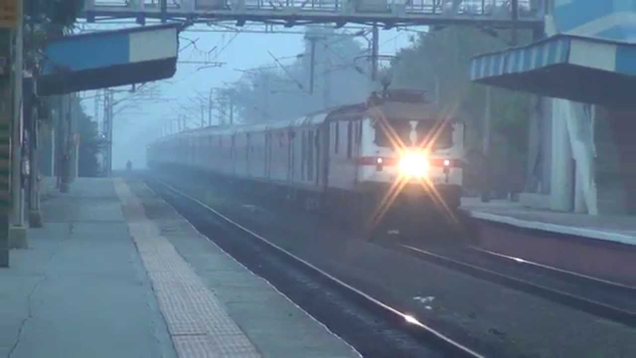 Indian Railways has decided to use GPS-enabled fog safety devices in the trains to avoid any unforeseen tragedy during winter fog times