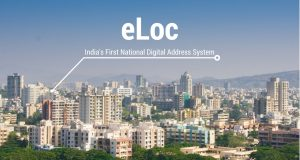 MapmyIndia's eLoc addressing system