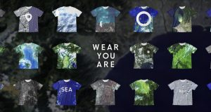 WEAR YOU ARE - Different Models of T-Shirts based on Satellite Images