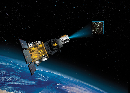 Boeing awarded with a contract from the U.S. Air Force for the  sustainment of the space-based space surveillance Block 10 satellite.