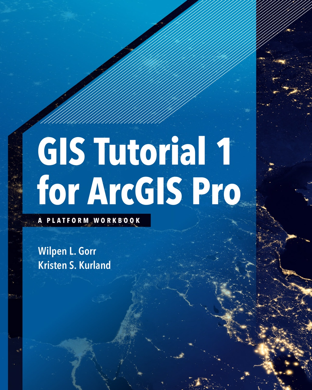 Esri publishes a textbook on how to use ArcGIS Pro