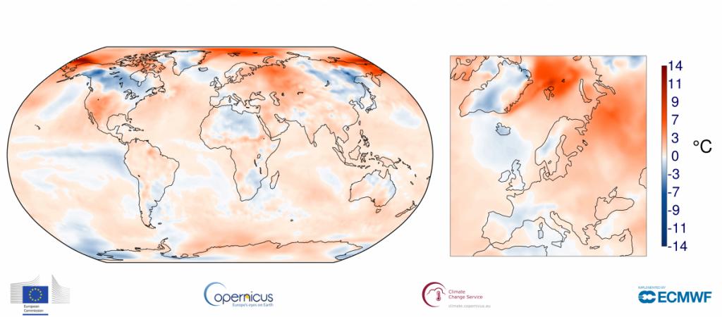 Copernicus in 2017