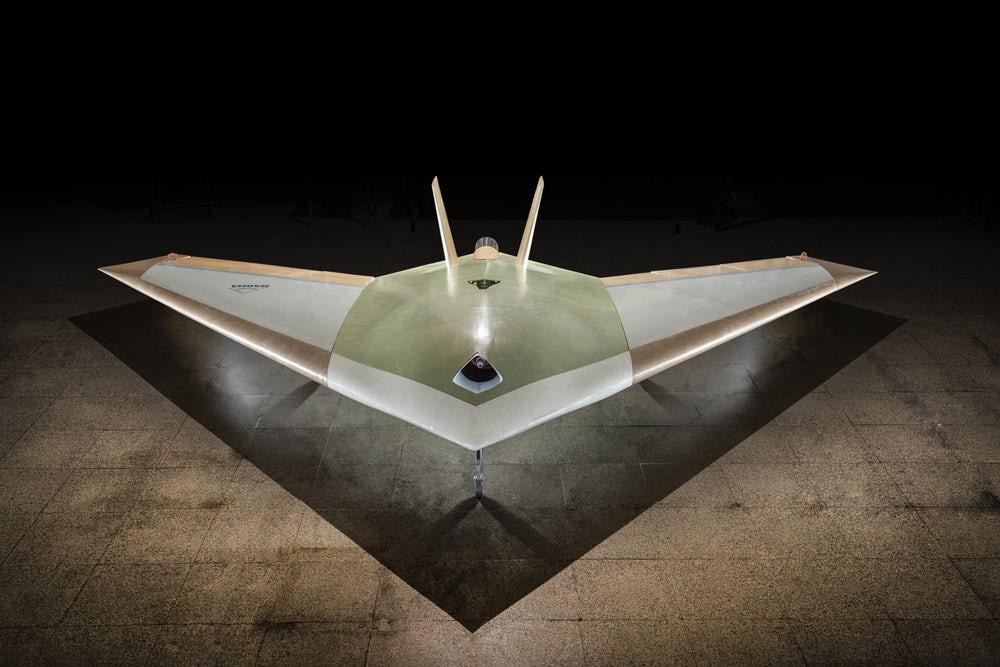 BAE Systems' MAGMA UAV