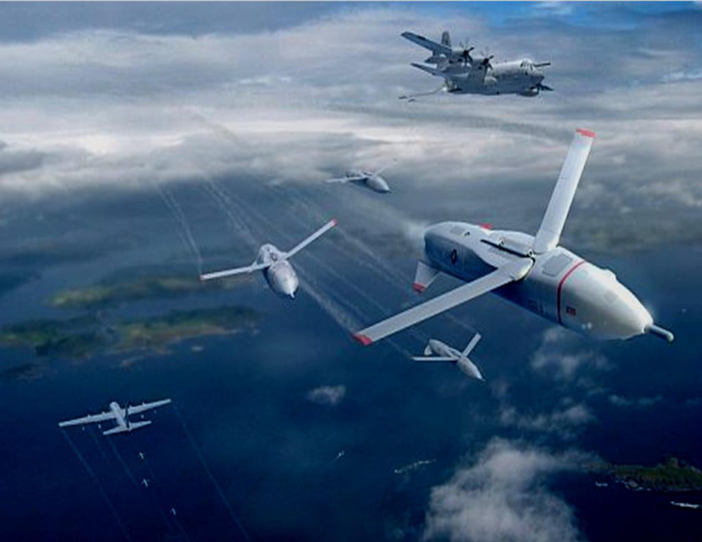 DARPA plans to launch and recover small drones