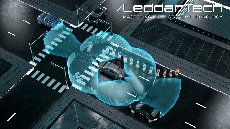 LeddarTech to present its 3D solid-state LiDAR