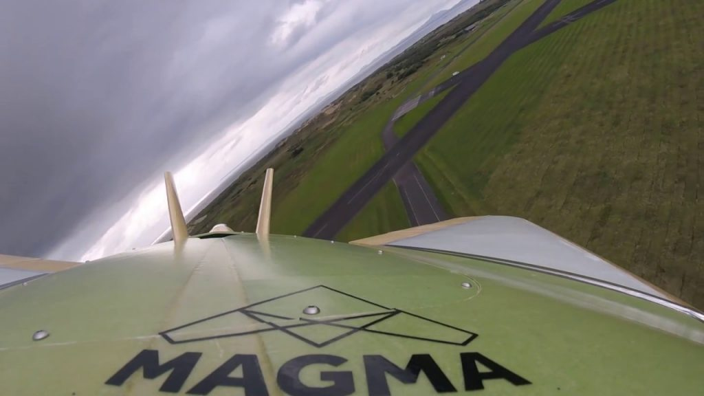 MAGMA completes first flight trials
