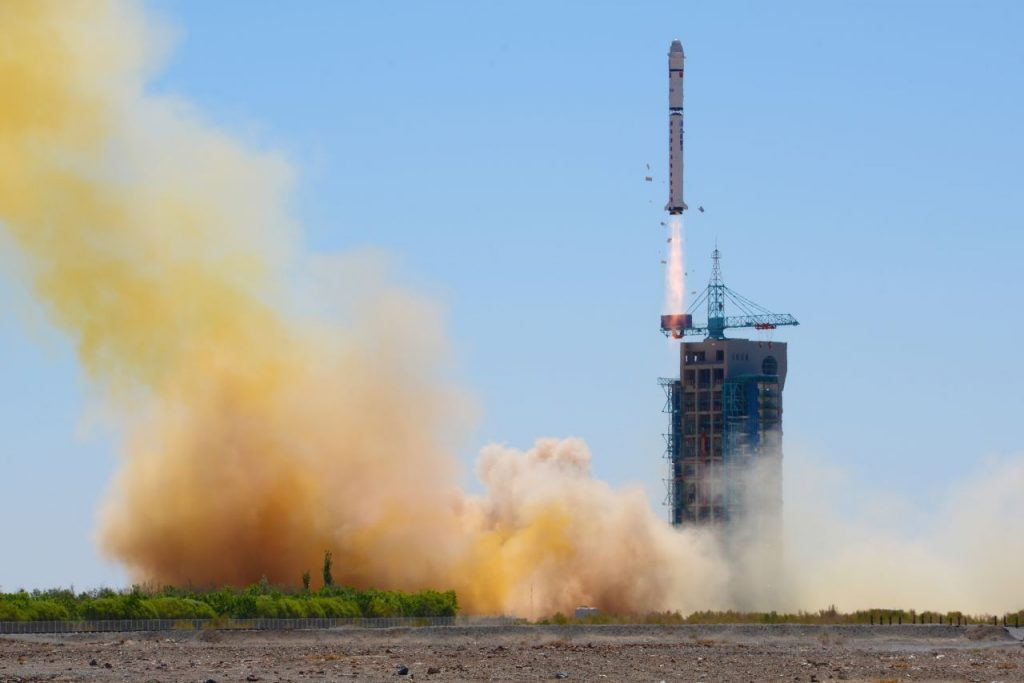 China launches 15th space mission on Sunday