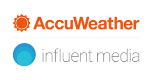AccuWeather appoints Influent Media