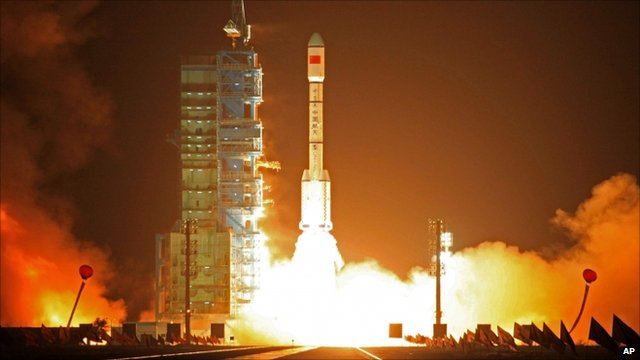 China is expected to attempt more than 40 launches