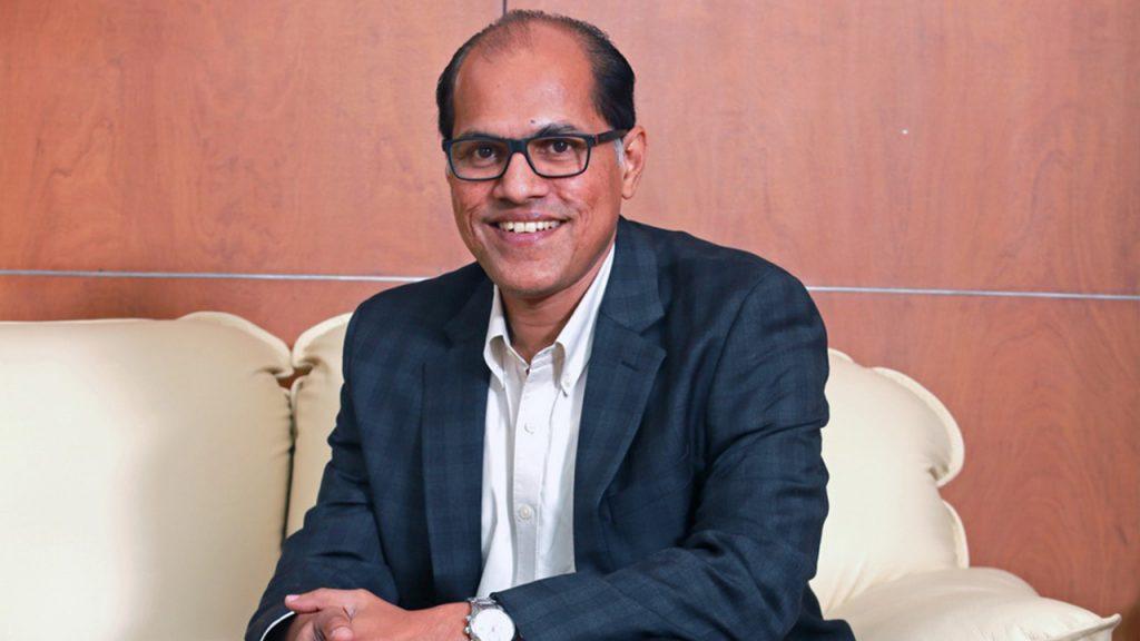 Rakesh S, Chairman & Managing Director, Antrix, India
