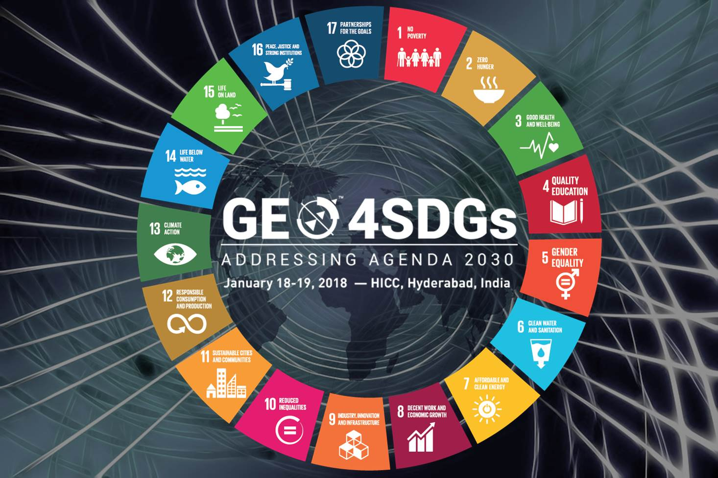 Geospatial data ecosystem