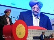 Geospatial is key to urban transformation, Hardeep Singh Puri says at Geospatial World Forum