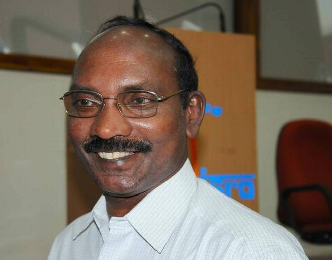 K Sivan appointed new ISRO Chairman