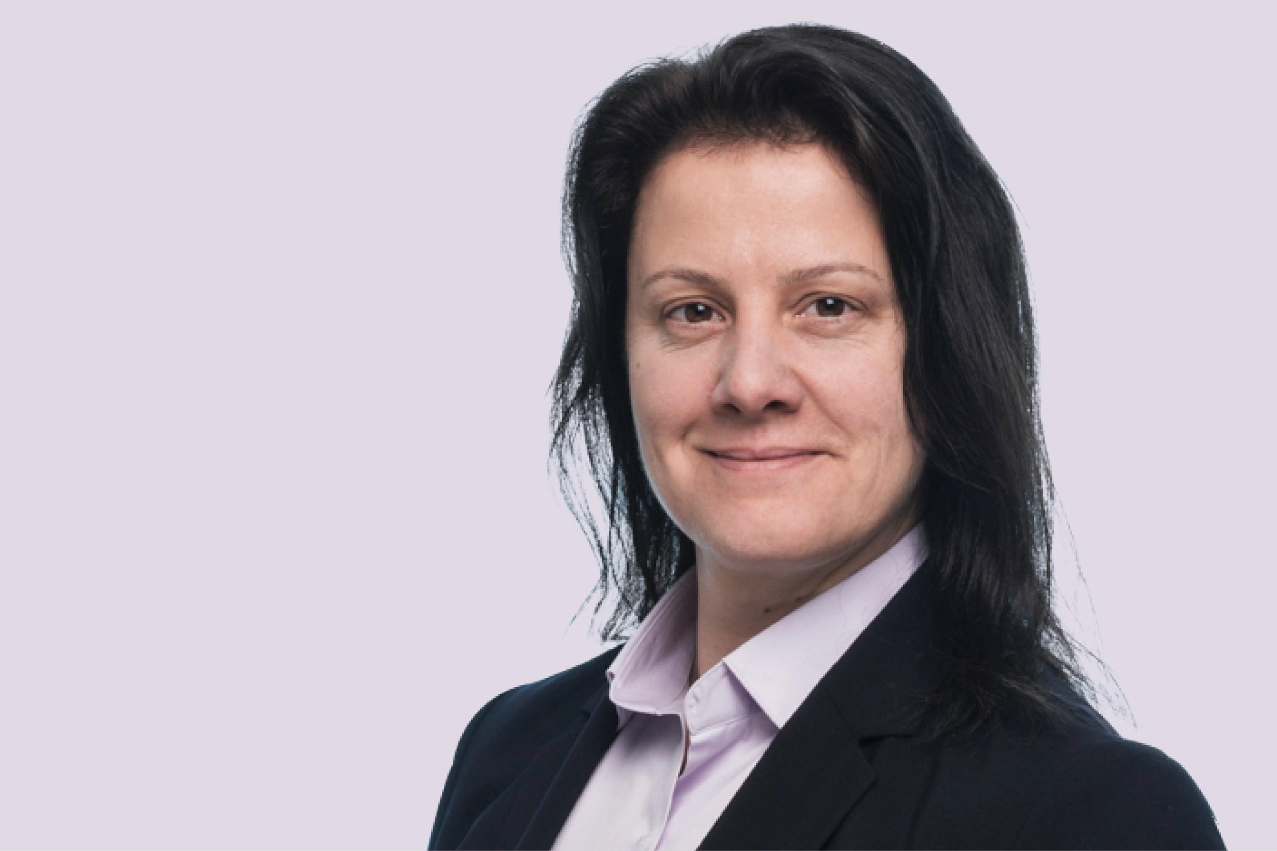 Katherine Broder | President, GeoMax, SWITZERLAND