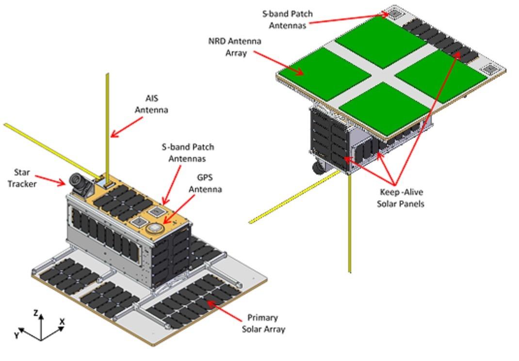 SFL announces to develop NorSat-3