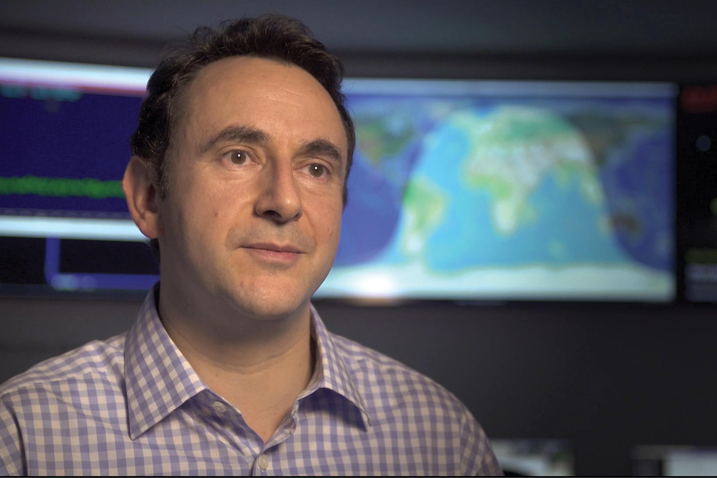 Richard Blain | CEO, Earth-i, UK