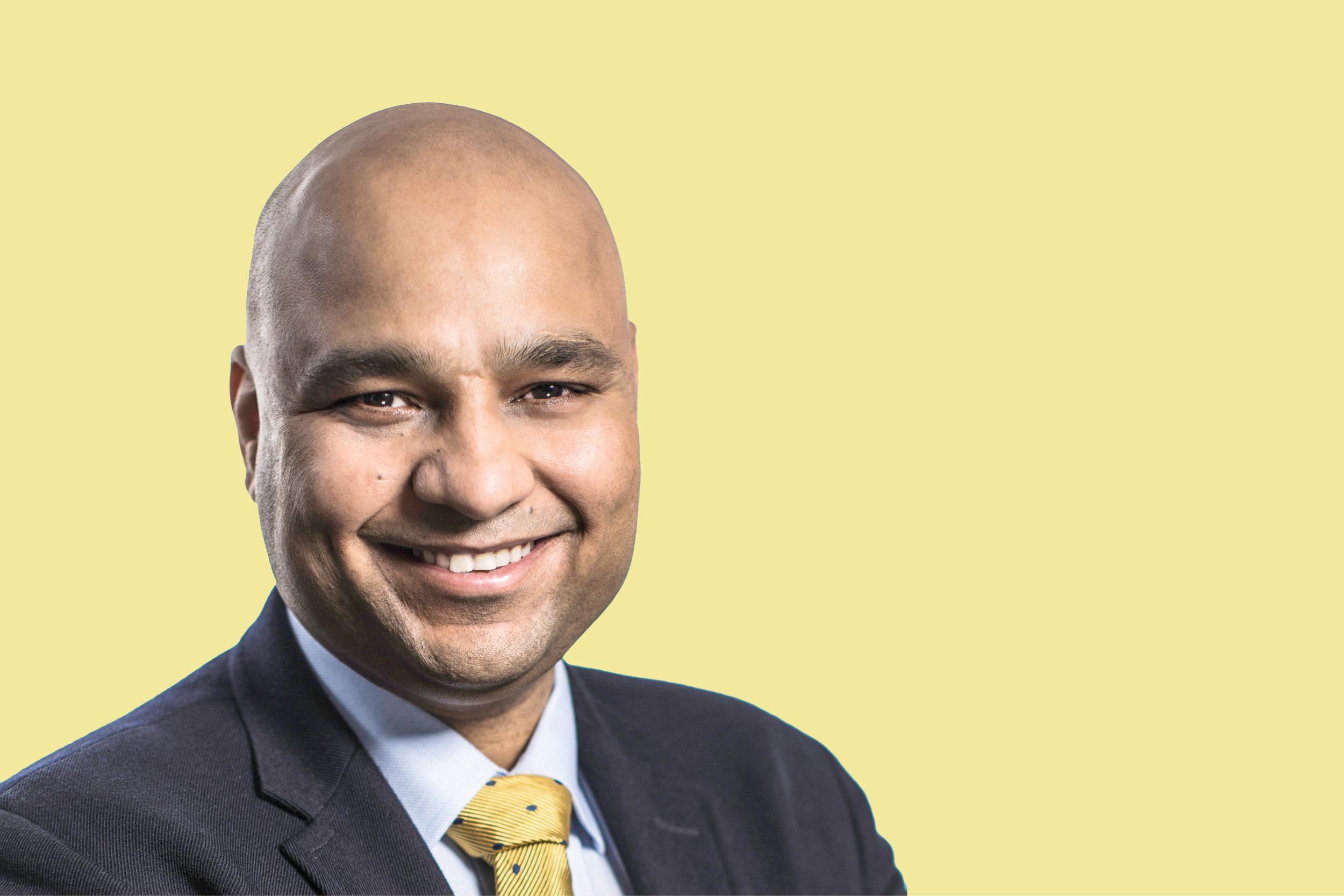 Rishi Daga | CEO, EagleView, US