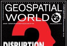 geospatial world Jan Feb 2018 cover
