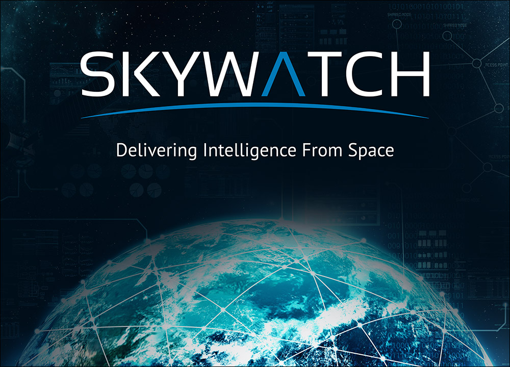 SkyWatch raises USD 3.2 million to continue the development