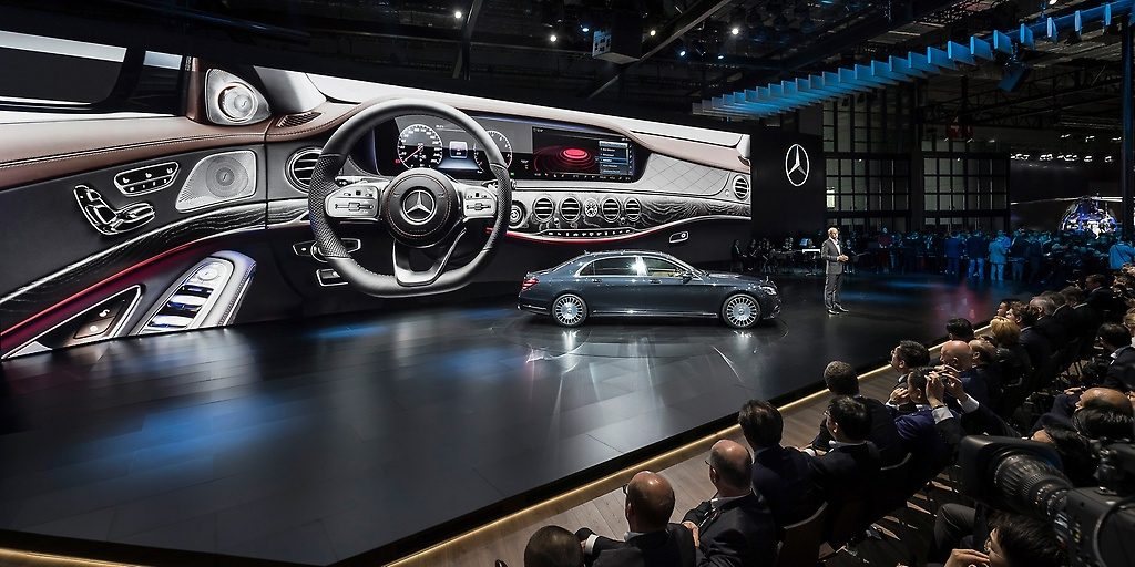 HERE to bring 3D Maps To BMW Group And Daimler Mercedes-Benz