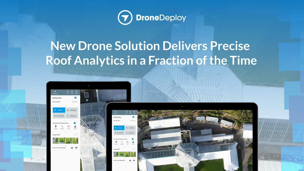 Dronedeploy Launches New Cloud Based Drone Software For