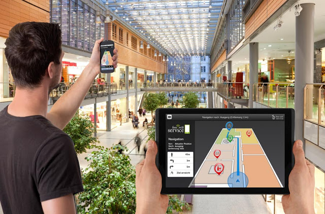 Indoor Positioning: What do you do in a building when your