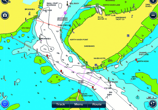 Garmin acquires electronic navigational charts developer Navionics
