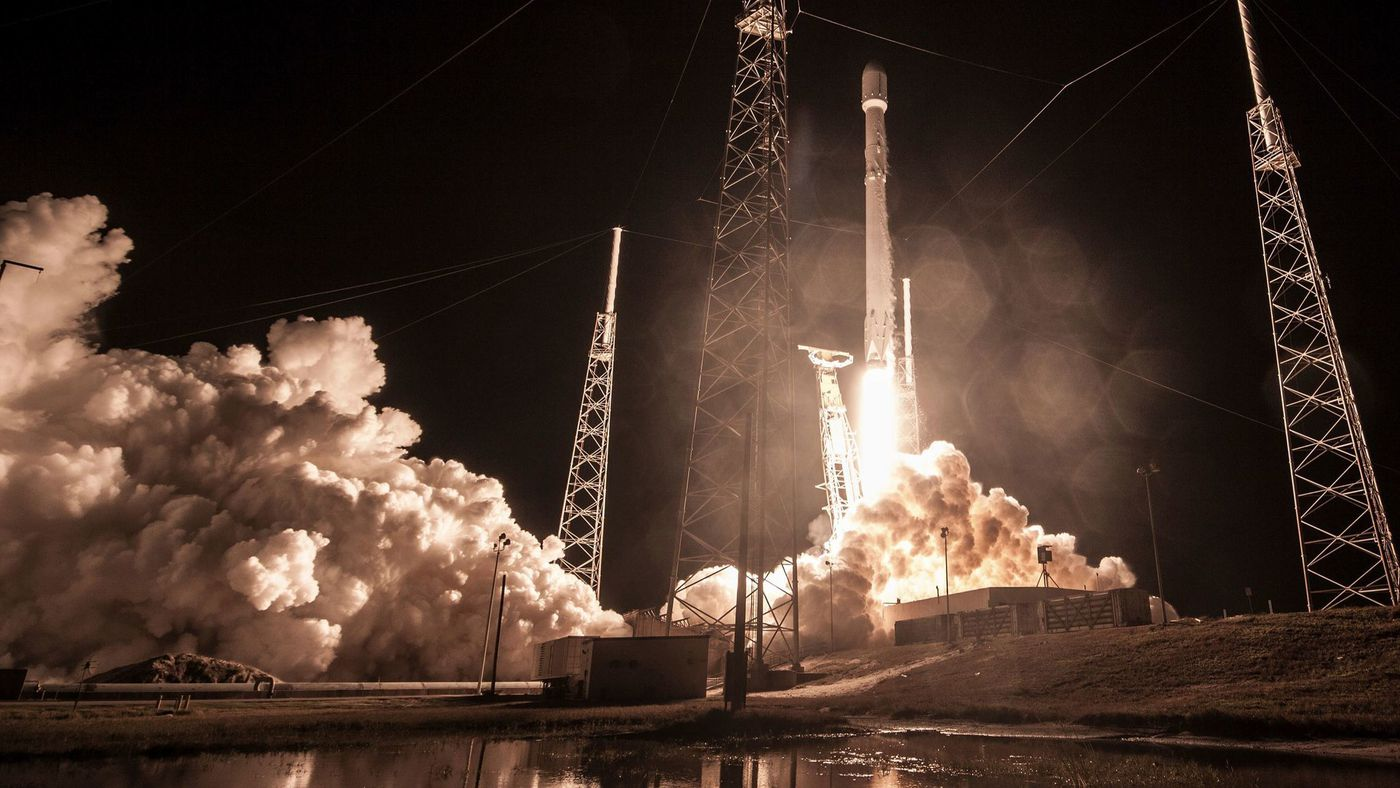 SpaceX to launch the first two demonstration satellites of its proposed network tomorrow