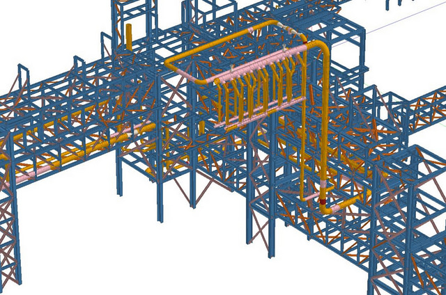 Bentley integrated engineering analysis workflows results in