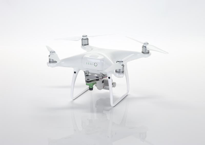 Sentera adds Gimbaled NDVI Data Capture to DJI Phantom 4 drone series