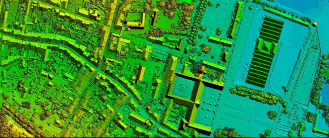 The National Gendarmerie of France is using SimActive's mapping software Correlator3D