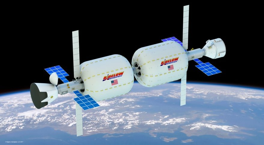 Bigelow Aerospace establishes space operations company