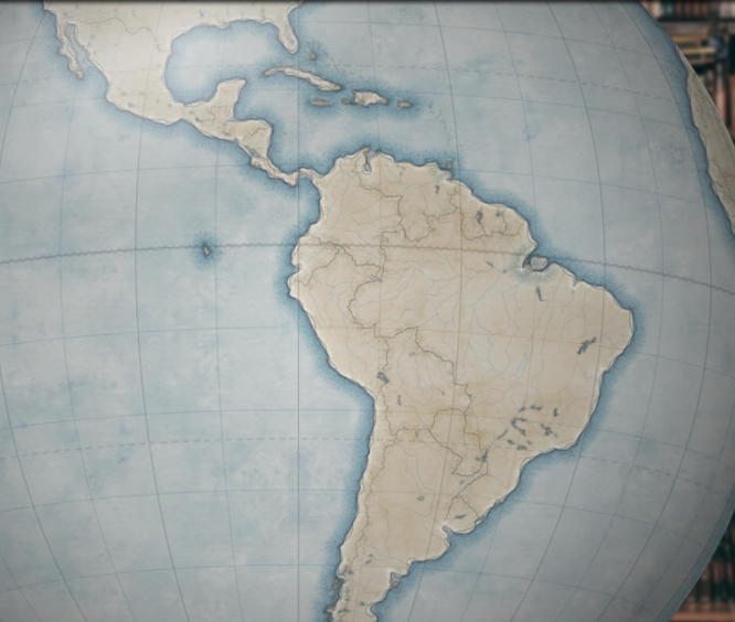 Three common misconceptions about the world map south america gumiabroncs Gallery