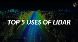 Uses of lidar