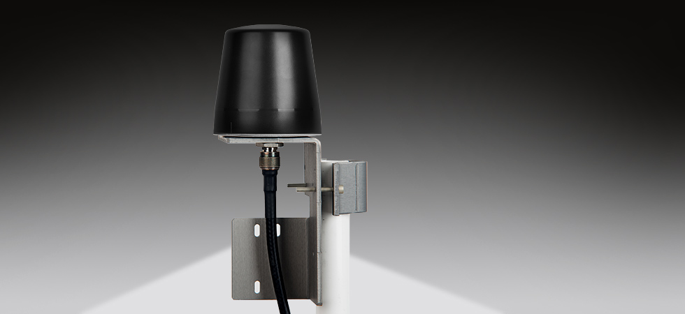 Orolia's new anti-jam outdoor antenna