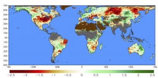 Global geospatial dataset to benefit agriculture