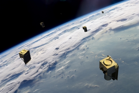 BlackSky today announced the first of its next generation of small EO satellites is complete, qualified, and awaiting launch.