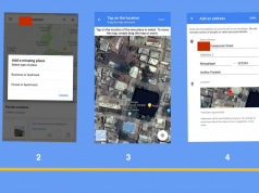 Google Maps New feature - Add an address in 5 Steps