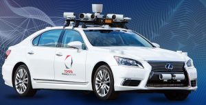 LiDAR - eyes of autonomous vehicle