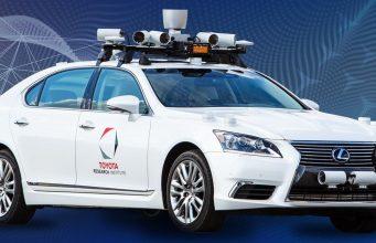 LiDAR - eyes of autonomous vehicle