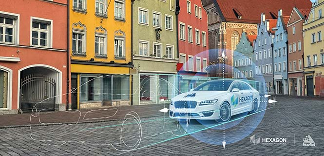 NovAtel integrates its high-precision positioning engine and correction services with automotive-grade multi-frequency GNSS chipsets from STMicroelectronics.