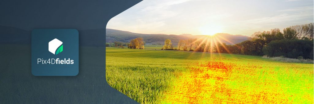 Pix4D announces Pix4Dfields, a drone-mapping product for agriculture