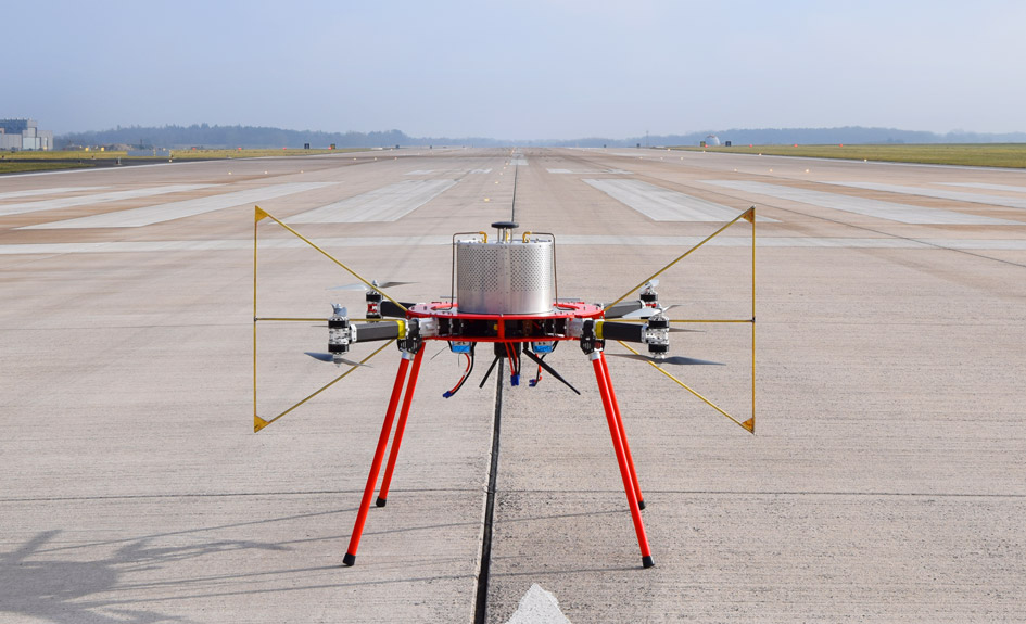 LS telcom's Colibrex in collaboration with FCS Flight Calibration Services GmbH develops NavAidDrone.