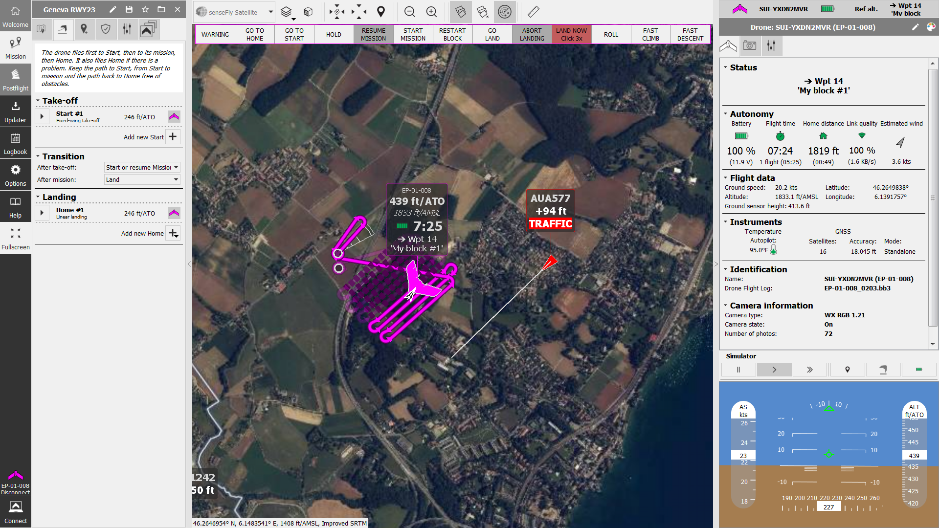 SenseFly Takes Drone Flight Planning Management To Next Level With - Drone mapping software free
