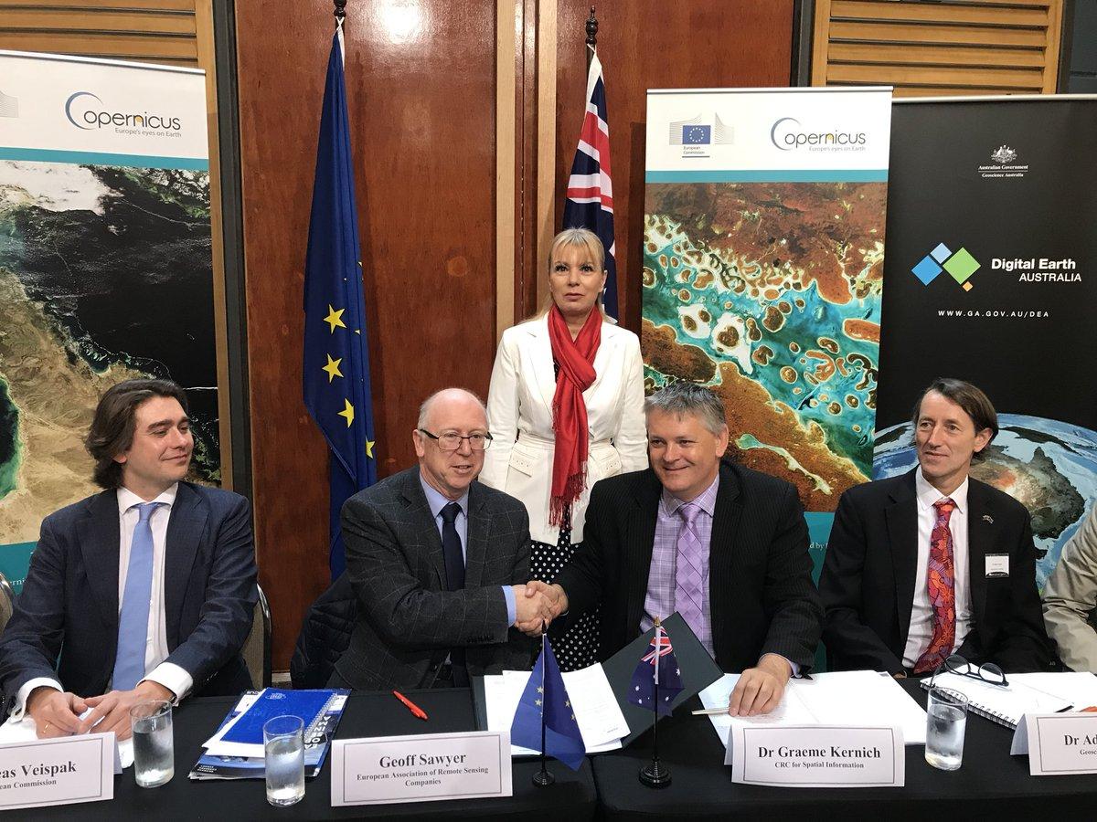EU-Australia Partnerships