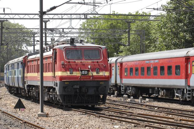 Indian Railways GIS
