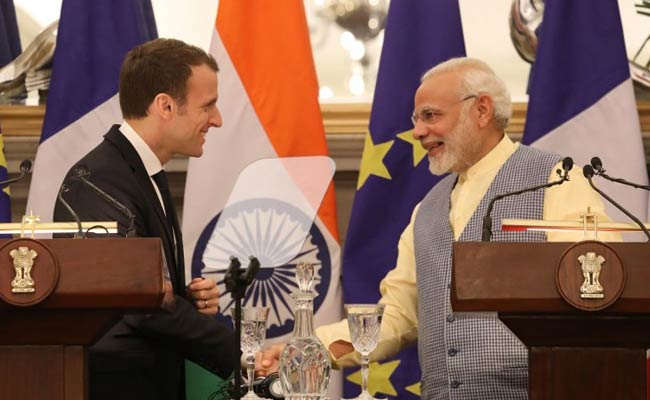 India France collaboration on satellite technology